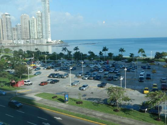 Le Meridien Panama: View from our room
