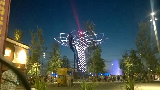 Expo 2015: Albero della Vita