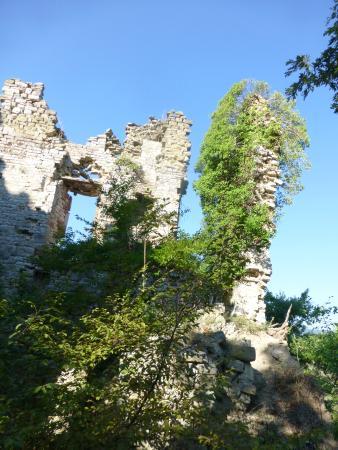 Centro di Equitazione Marana: More castle ruins