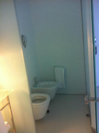 Hotel Porta Fira: sanitari