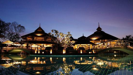 Mangosteen Ayurveda & Wellness Resort: Breath taking.