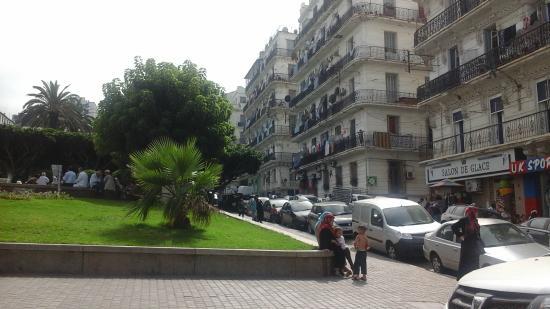 Kasbah of Algiers: Piazza ad Algeri