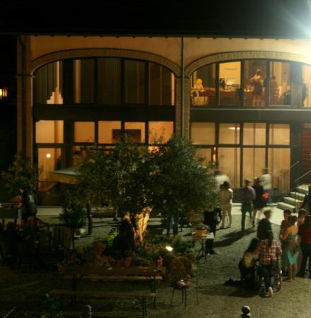 Agriturismo Argaland Parma: festa cortile