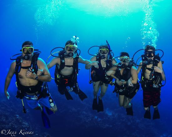 Epic Divers: Family Diving