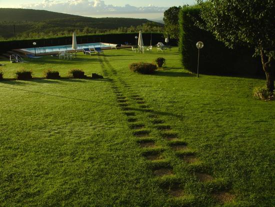 Agriturismo dell'Arnano: Arnano all'alba 2008