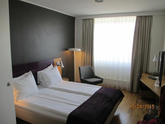 Thon Hotel Maritim: Habitación