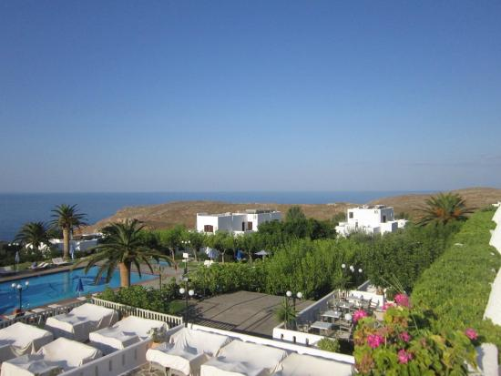 Vritomartis Naturist Resort: View from room 141