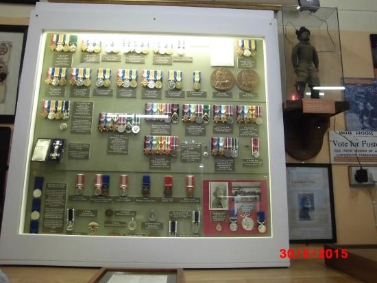 Lowestoft and East Suffolk Maritime Museum: Medals