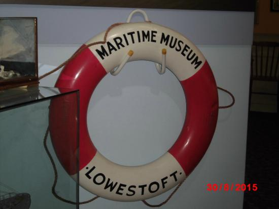 Lowestoft and East Suffolk Maritime Museum: Maritime museum