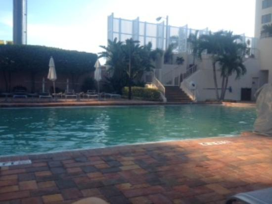 Embassy Suites by Hilton Tampa - Airport/Westshore: Pretty large hotel pool.