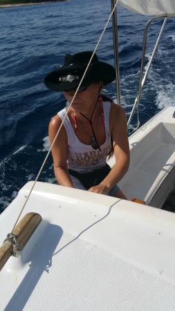 Antonio Rent: Ich steuer das Boot