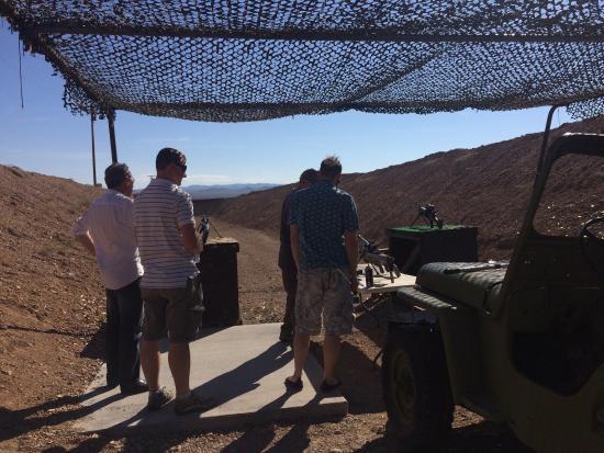 Bullets and Burgers: photo1.jpg