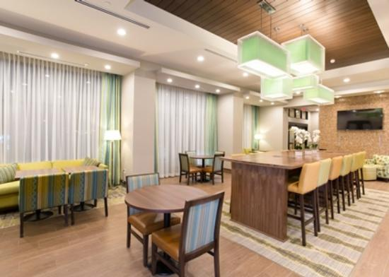 Hampton Inn by Hilton Lloydminster: Dining area
