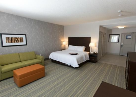 Hampton Inn by Hilton Lloydminster: Guest room