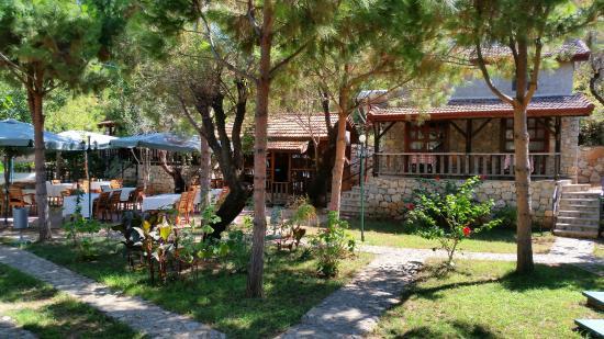 Selimhan Hotel: Bahçe