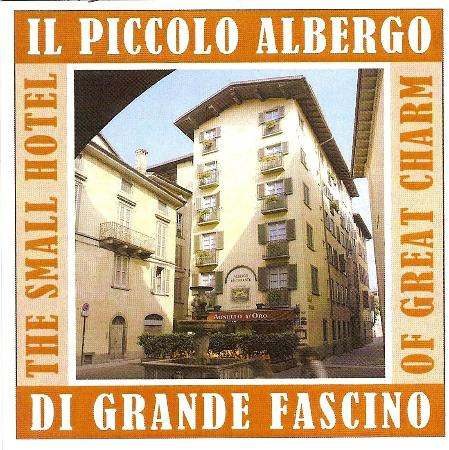 Ristorante Agnello D'Oro: Tarjeta
