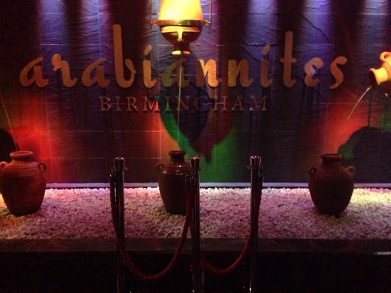 Arabian Nites Birmingham: photo1.jpg