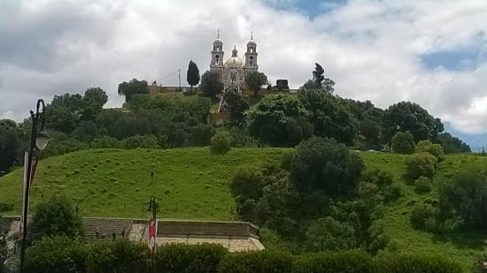 Bilde fra Villas Arquelogicas de Cholula