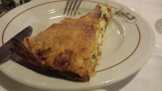 Klimataria: Torta rustica con spinaci