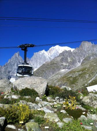 Punta Helbronner - Skyway Monte Bianco: Skyway Monte Bianco