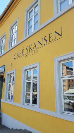 Cafe Skansen: кафе