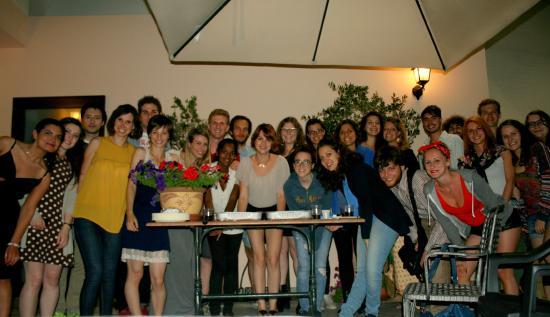 Agriturismo Argaland Parma: compleanno