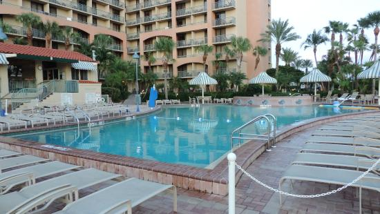Sheraton Sand Key Resort: Hotel Pool