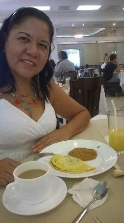 El Gran Pastor: El Omelete, riquisimo