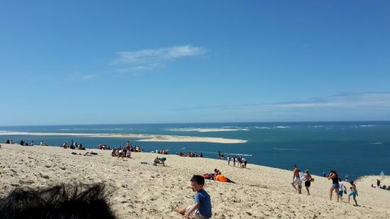 Dune du Pilat: Vue