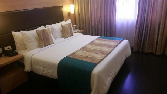 Fortune Park Galaxy,: Comfortable and very clean room