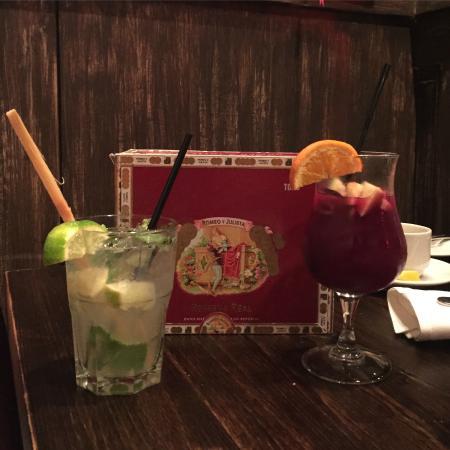 Cubacan: Mojito and Sangria