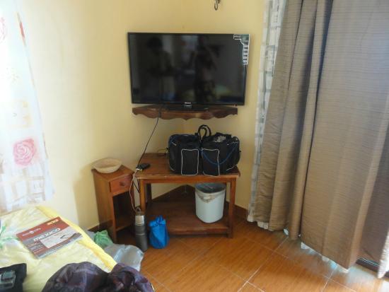 Posada Inn El Faro: TV