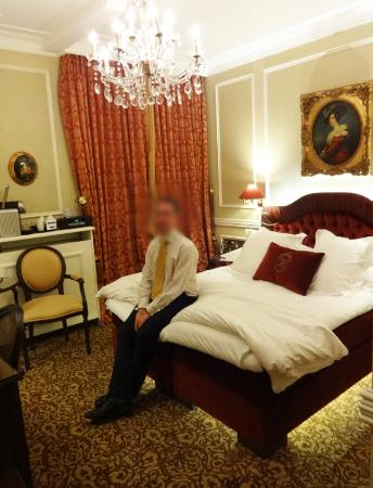 Hotel Heritage - Relais & Chateaux: room