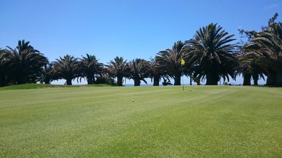 Costa Teguise Golf Club: Front 9