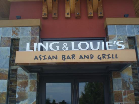 Ling and Louie's Asian Bar & Grill: Ling & Louie's
