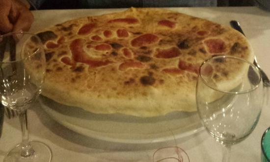 zuppa di pesce al cartoccio - Foto di La Terrazza sull\'Adda, Trezzo ...
