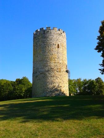 Heinrichsturm: башня