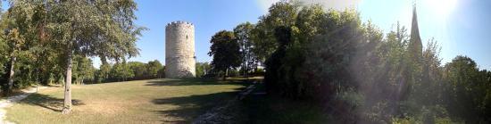 Heinrichsturm: парковая зона