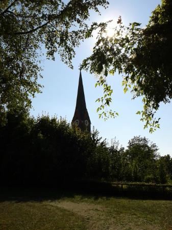 Heinrichsturm: Окрестности башни