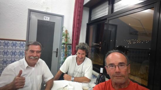 Casa Lindo: Sobremesa con Manuel, Gaspar y Ramón