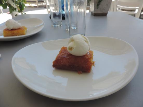 Thalassamou: le gâteau à l'orange