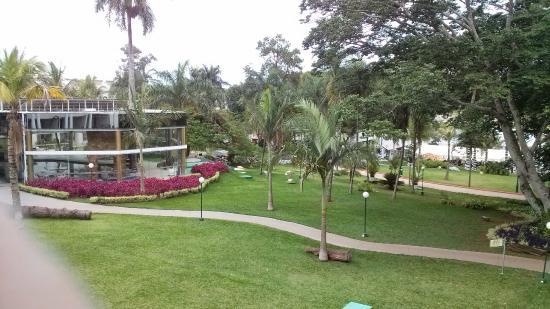 Mavsa Resort: Vista do quarto.