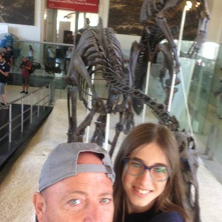 American Museum of Natural History: Los dinosaurios con Judith
