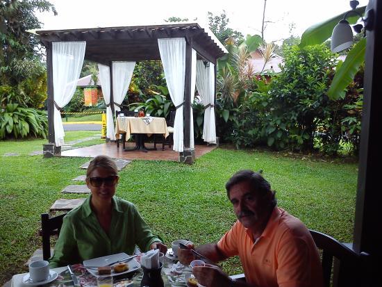 Arenal Springs Resort and Spa: Desayuno