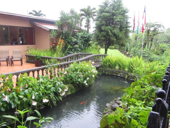 Arenal Springs Resort and Spa: Restaurante