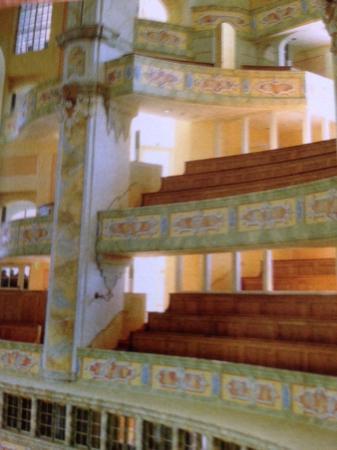 Frauenkirche: Particolare interno