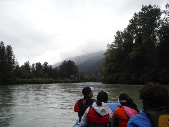 Skagway Float Tours: The river float