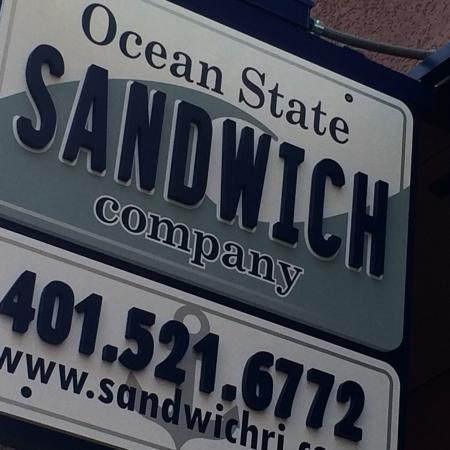Ocean State Sandwich Company: Closed Saturday & Sunday