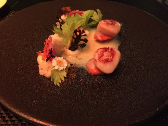 Vincents: Scallops like you have never seen before