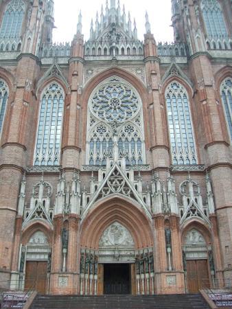 Catedral de la Plata: bellisima!